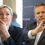 """Le Pen espera que se pronuncien en su favor otros """"patriotas"""" de la derecha"""