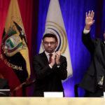 Ecuador: Presidente electo asegura que liderará un Gobierno de diálogo
