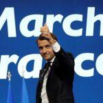 Francia: Unión Europea celebra triunfo de Emmanuel Macron