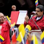 Maduro propone elegir 540 representantes para redactar nueva Constitución
