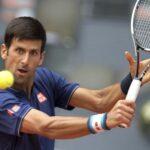 Master 1000 de Madrid: Novak Djokovic avanza a cuartos de final