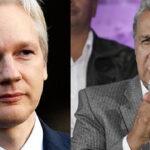 Lenín Moreno: Assange es un hacker pero seguirá asilado en embajada (VIDEO)