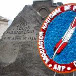 Día del Trabajador: ANP realizó romería al mausoleo de José Carlos Mariátegui
