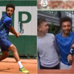 Roland Garros: Expulsan a tenista francés por propasarse con una periodista