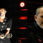 Bosé invita a Medrano a que se le una en los conciertos que dará en Colombia