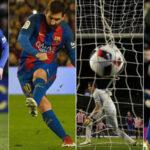 Liga Santander: Messi máximo artillero con 35 goles supera a Suárez (28) y Cristiano (20)