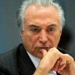 Brasil: Colegio de Abogados formaliza pedido de juicio político contra Temer