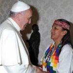 Argentina: Papa envía carta de apoyo a la activista presa Milagro Sala