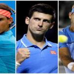 Masters de Roma: Nadal, Djokovic y Del Potro no fallan y cae Wawrinka