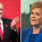 Corbyn descarta aliarse con los independentistas escoceses para gobernar