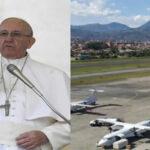 Colombia: El Papa oficiará misa ante cerca de un millón de feligreses