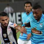 Copa Libertadores: Sporting Cristal finaliza su participación ante Santos
