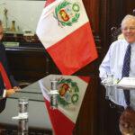 Presidentey jefe de la ODEPA tratan sobre preparativos de Panamericanos 2019