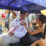 Kuczynski en Ecuador para toma de mando de Lenín Moreno
