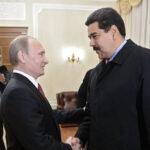 Vladimir Putin promete a Maduro enviar miles de toneladas de trigo a Venezuela