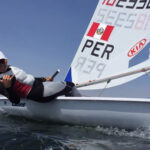 Paloma Schmidt gana la 3ra fecha del Circuito Nacional de Láser Radial