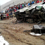 Pasco: A 11 se elevó núimero de víctimas mortales por accidente