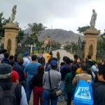 Rímac: Alcalde Enrique Peramás inauguró primer circuito turístico peatonal (Fotos)