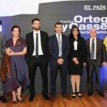 Un periodismo que no miente: clave en la entrega Premios Ortega y Gasset 2017