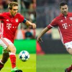 Bayern Múnich: Xabi Alonso y Philipp Lahm cuelgan las botas este sábado