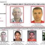 """EEUU: Cártel azteca """"Los Ruelas Torres"""" en la lista negra del narcotráfico"""