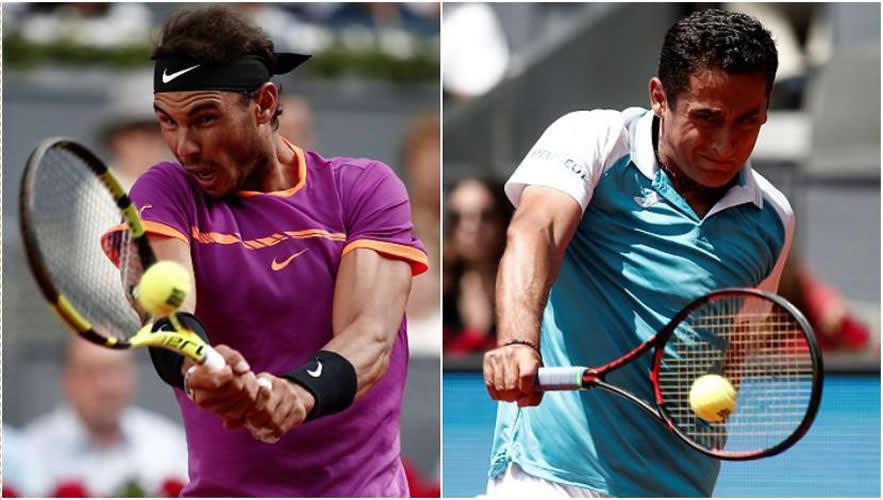 Rafael Nadal logra su pase a semifinales en Abierto de Madrid
