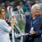 Richard Gere: Actor hincha madridista visita el estadio Santiago Bernabéu