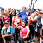 Rímac: Alcalde rinde homenaje a más de 150 mujeres deportistas