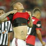 Críticas para Guerrero y Trauco tras eliminación del Flamengo de la Libertadores