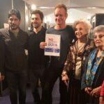 Sting mantiene un encuentro con Abuelas de Plaza de Mayo en Buenos Aires