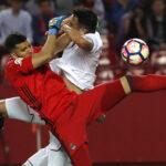 Liga Santander:Sevilla y Real Sociedad empatan (1-1)