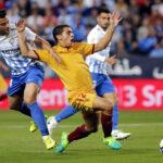Liga Santander: Málaga gana por 4-2 y aleja del 3er puesto al Sevilla
