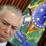 Brasil: Denuncia contra Temer llega a Cámara de Diputados (VIDEO)