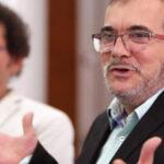 """Colombia: """"Timochenko"""" regresa al país en día del 53 aniversario de las FARC"""