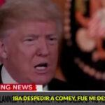 EEUU: Donald Trump insiste que exjefe del FBI le dijo que no era investigado