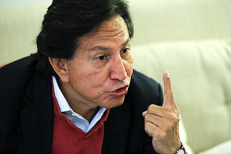 Alquilarán bienes de expresidente en subasta pública — Caso Toledo