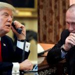 Este martes Trump llamará por teléfono al lider Vladimir Putin