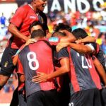 FBC Melgar gana 2-1 a San Martín y se adueña de la punta en el Grupo B