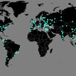 México: el país de Latinoamérica más afectado por el ciberataque