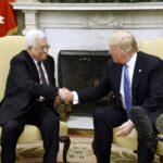 """EEUU: Abás dice a Trump que """"es hora"""" de poner fin a la """"ocupación"""" de Israel"""