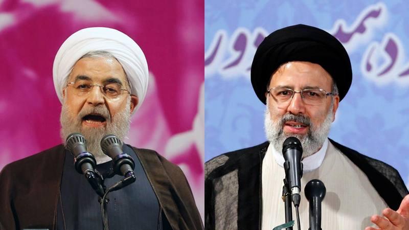 Hasán Rohaní gana las elecciones presidenciales en Irán