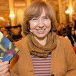 La Nobel de Literatura 2015 Svetlana Alexievich desmiente su muerte