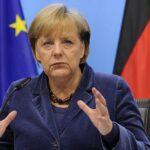 Merkel defiende que acercarse a China e India no es gesto contra EEUU