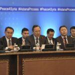 Rusia, Turquía e Irán firman en Astaná acuerdo sobre zonas seguras en Siria