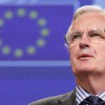 "UE da mandato a Barnier para abrir negociación del ""brexit"""