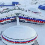 Rusia muestra su imponente base secreta de 5 pisos en el Ártico (VIDEO)