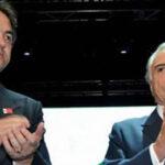 """Brasil: """"Todo el mundo acabará preso"""" advirtió Batista antes de grabar a Temer"""
