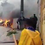 Brasil: Manifestantes atacan ministerio con bombas molotov en protesta contra Temer