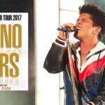 """Bruno Mars inicia gira que incluye a nuestro país: """"The 24K Magic World Tour"""""""