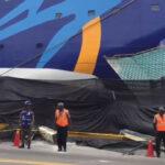 R. Dominicana: Buque de pasajeros choca contra muelle tras viaje inaugural